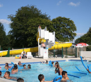 Camping - Camping LE MOULIN DES EFFRES **** - Secondigny