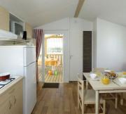 Mobil-home - Camping les Dunes - Brétignolles-sur-Mer