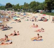 Camping - Playa Montoig - Tarragone