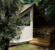 Tente - Camping La Vallée - Coti-Chiavari