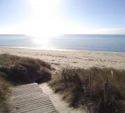 Accès plage du Fogeo
