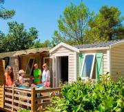Mobil-home - Camping Domaine des Iscles - La Roque-d'Anthéron