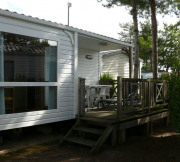 Mobil-home - Plein Air Locations - Camping Les Genêts - Saint-Jean-de-Monts