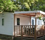 Mobil-home - Camping de la Porte d'Arroux *** - Autun