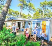 Mobil-home - Camping Le Vieux Port ***** - Messanges