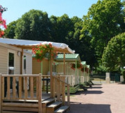 Mobil-home - Camping des Halles *** - Decize