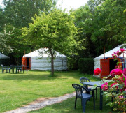 Camping - le village insolite - Cancale