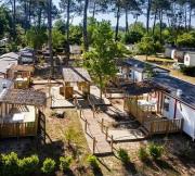 Camping - Le Soleil des Landes - Lit-et-Mixe