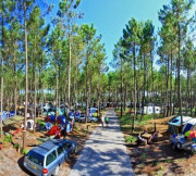 Camping - camping l'oceane - Vielle-Saint-Girons