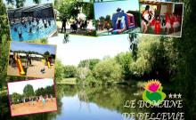 Mobil-home - Camping Le Domaine de Bellevue*** - Saint-Christophe-du-Ligneron