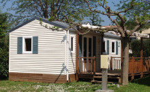 Mobil-home Louisiane 2-5 personnes