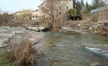 Gîte de charme  le Moulin de Rosières *** en bordure de la rivière La Beaume