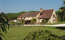 La Vieille Grange,  gite avec piscine, prox. SARLAT, site pariétal de LASCAUX