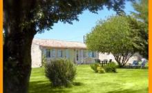 Gite 2 à 5 pers Marais Poitevin La Rochelle proche de l'Ile de Ré
