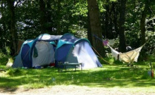 Camping - Entre terre et mer - Pont-Scorff