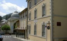 Chalet Lafayette Appartement classé 3 étoiles par Thermauvergne.  A quelques mètres des Thermes