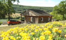 Chalet au Camping du Lac du Causse 3***