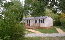 Mobil-home - La Chesnaie - Saint-Denis-du-Maine