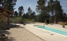 Gîte 4* indépendant pour 4 personnes avec piscine en Ardèche Méridionale