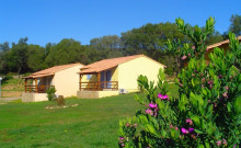 Mini-villa dans une petite résidence de vacances à Filitosa