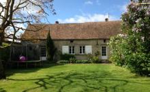 Maison de charme, 70 kms de Paris, Sud de Fontainebleau et Milly la Forêt, 18 pers.