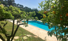 LUXUEUSE BASTIDE PROVENCALE AUTHENTIQUE & PISCINE