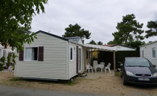 Mobil-home 28 m²  30 m².
