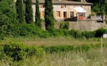 ARDECHE a 10mn Aubenas/ maison 11 personnes ,calme, bon confort (15OM2 ) Proche riviere