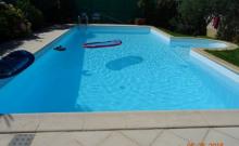 Appartement grand confort pour 3 à 4 personnes dans villa avec piscine privée au calme !