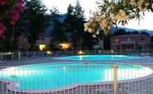 villa dans résidence de vacance sur plaine orientale corse detente assuré