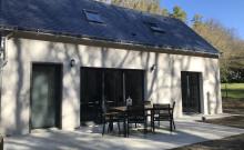 Gite en Touraine l'atelier  de Stéphane pour 7 à 11 personnes