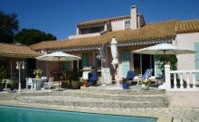 Villa détente sur les hauteurs de Nimes