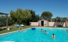 Gîte de charmes avec piscine