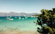CORSE  SAINT FLORENT APPARTEMENT 4 PERSONNES