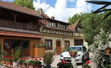Maison Alsacienne  labelisée GITE DE FRANCE 3* - 3 épis pour 4/5 personnes en Alsace, au calme.