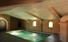 Gîte 8 pers avec piscine & spa - vue panoramique sur les montagnes