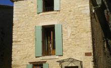 Pays de Banon et de Forcalquier (L'Hospitalet) Maison de village en Haute Provence au pays de la lavande