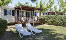 Mobil-home - Camping & Bungalow Park Camping Àmfora **** - Sant Pere Pescador