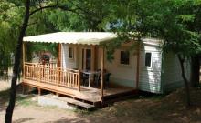 Mobil-home - Camping U-Sommalu - Tiuccia