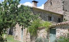 Maison en pierre Ardèche Plein coeur