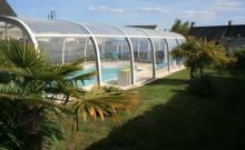 Location Gîte Touraine avec piscine couverte