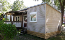 Mobil-home 4/6 perso