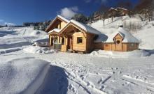 """Nouveau grand luxe chalet \"""" Le coin de paradis \"""" à La Bresse jacuzzi sauna billard wi-fi   13/14 Personnes"""