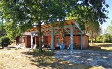 """Maison""""Bois et Bleu""""entre Forêt, Lacs et Océan *** Label Fleurs de Soleil+sauna+massages bien-être-soins énergétiques"""