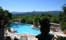 Villa Residence bellevue Labeaume ( proche RUOMS et Vallon pont d'arc )