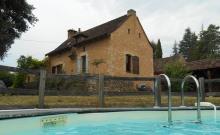 Gîte de charme 3*, piscine privée, vue panoramique