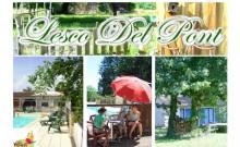 village de gites Lesco Del Pont