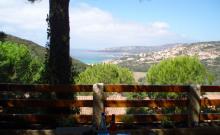 Villa 2 à 6 p. ,Tizzano, vue sur mer