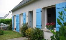 Agréable Maison,  4 km mer, de plain- pied à Plouguerneau 3 /4 personnes