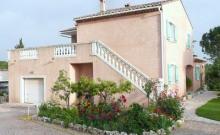 1er etage d'une villa a Canet